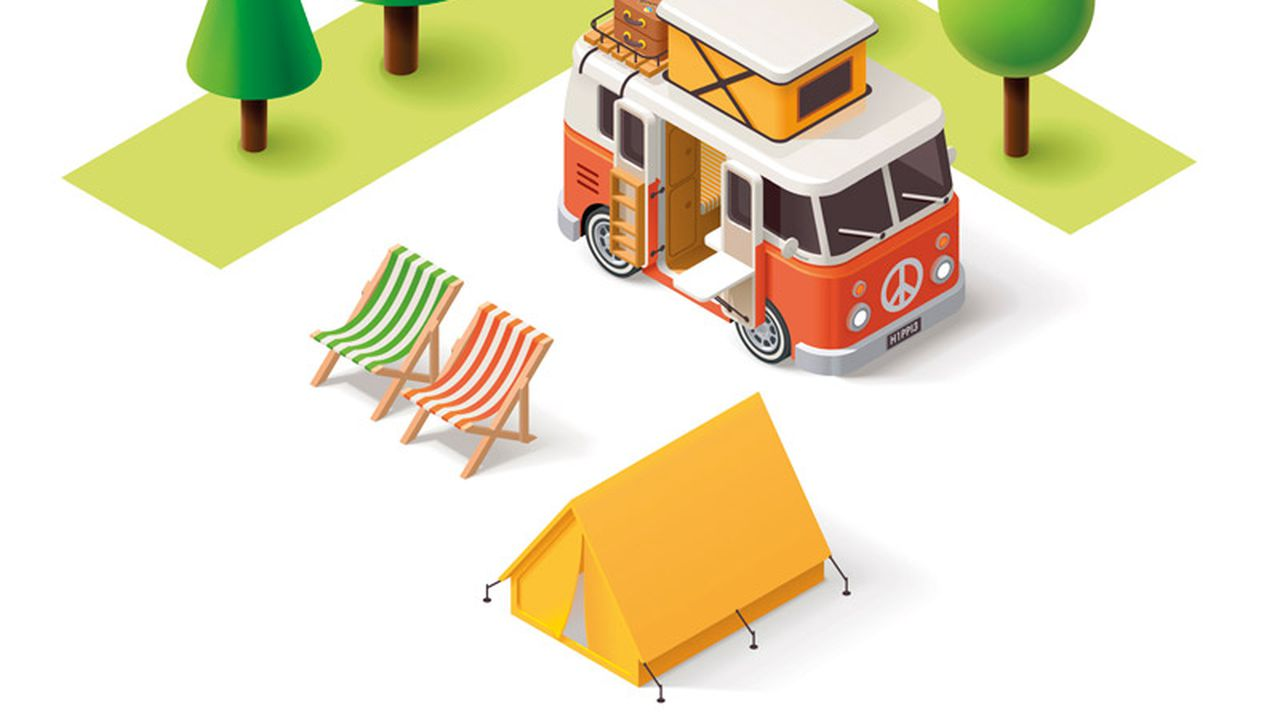 Campings, une passion française