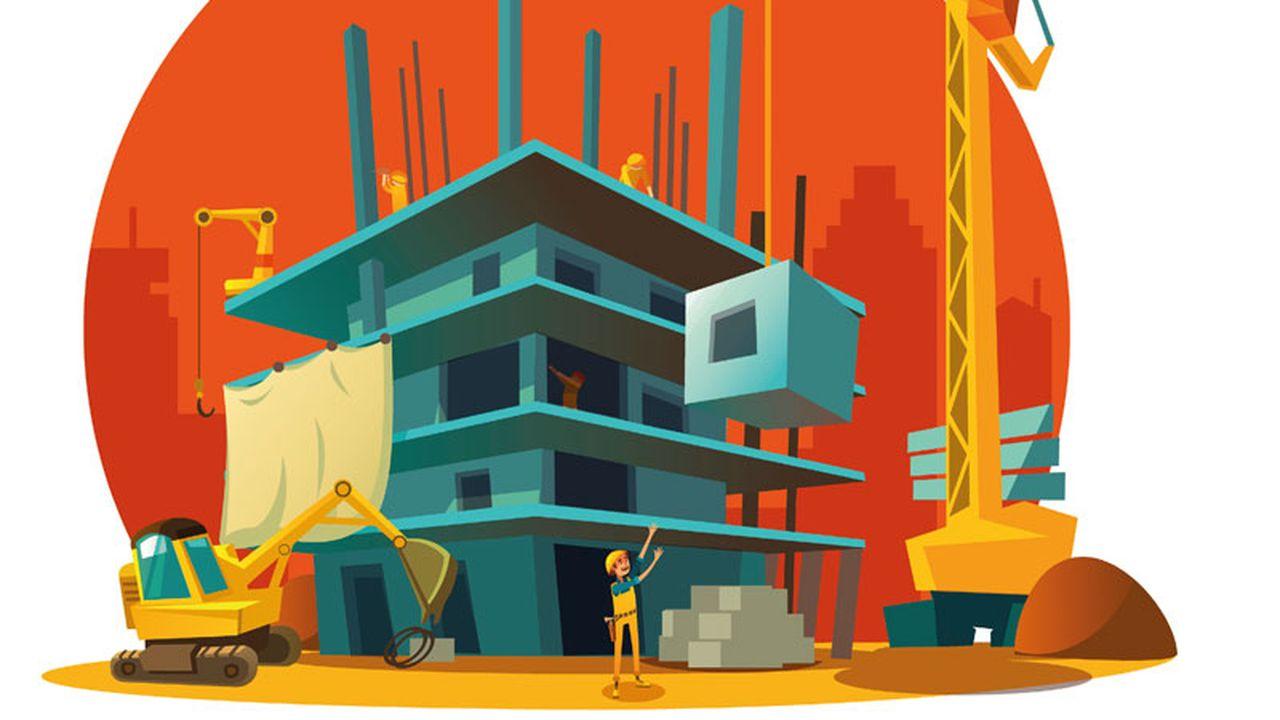 Matériaux de construction : la nouvelle donne
