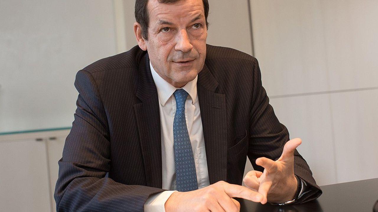 «Demain, la concurrence en matière d'assurance habitation viendra peut-être des fournisseurs d'énergie», anticipe, Thierry Derez, PDG de Covéa.