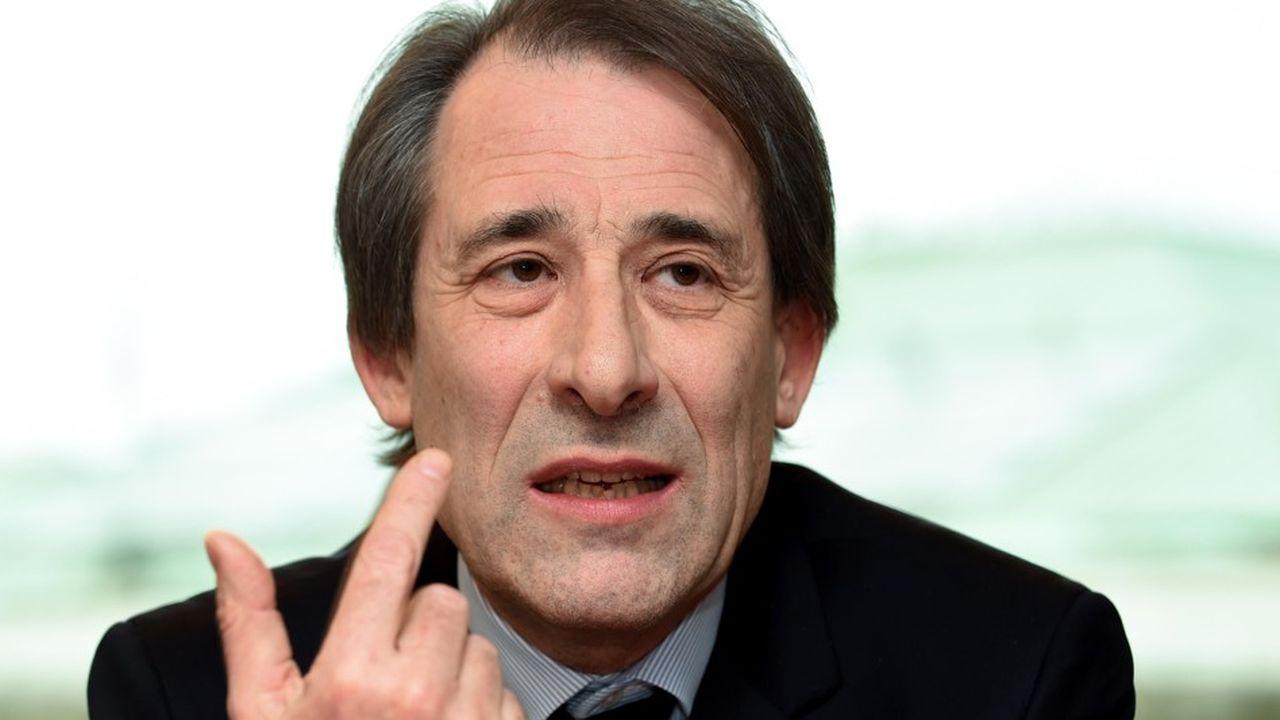 Robert Ophèle est président de l'Autorité des marchés financiers (AMF) depuis juillet2017. Il définit son plan stratégique à cinq ans.