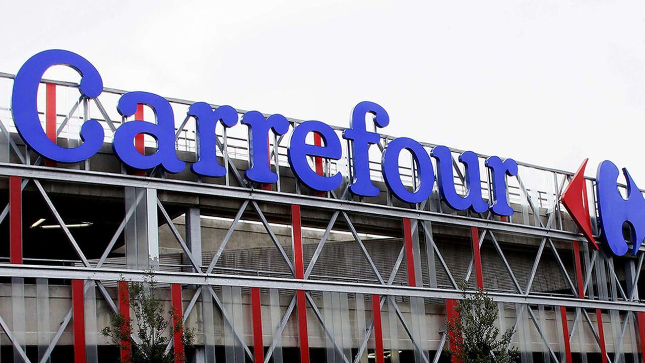 Carrefour en quête d'agilité