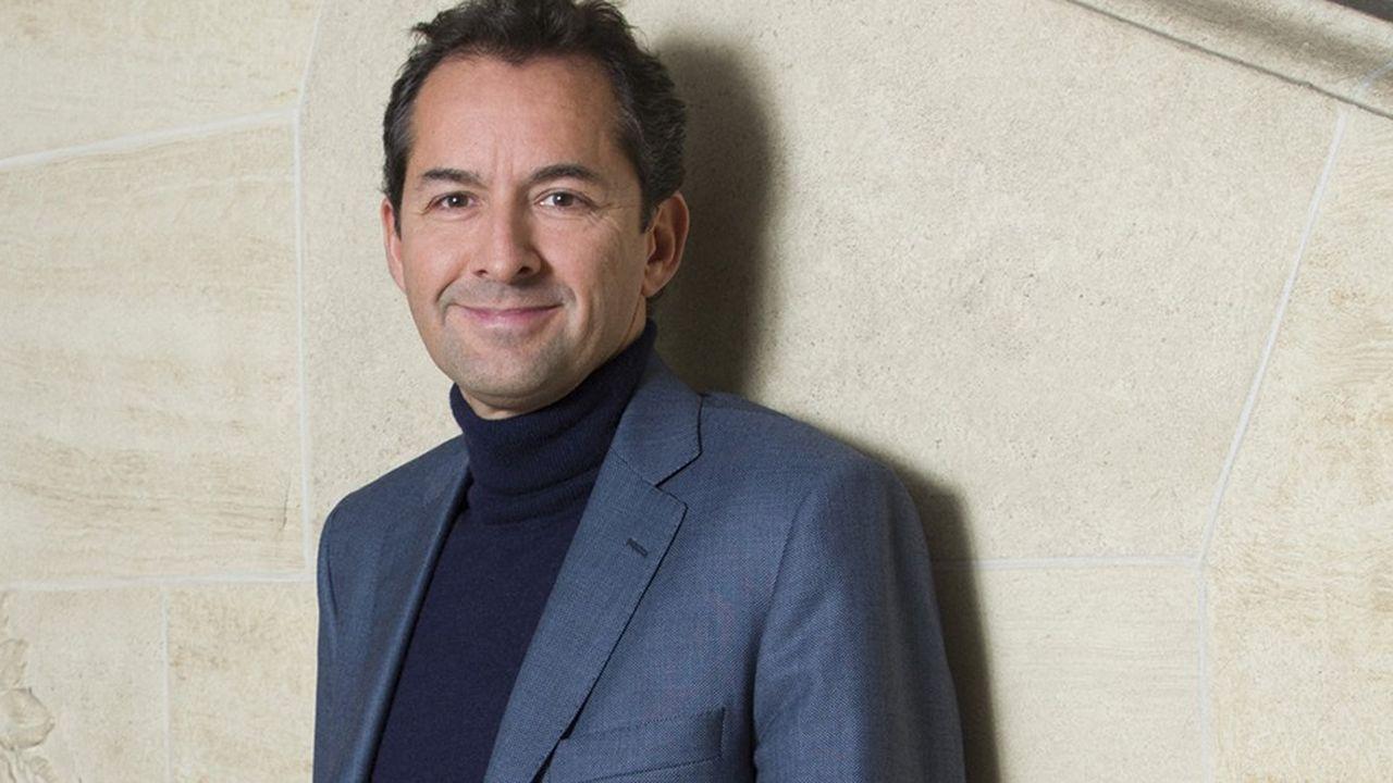 Hakim el Karoui, auteur du rapport de l'Institut Montaigne «Nouveau monde arabe, nouvelle «politique arabe» pour la France».