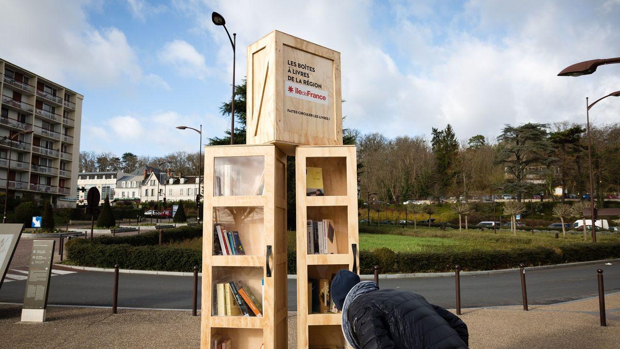 La boîte à livres, gadget pour bobos ou acte de résistance face au numérique ?