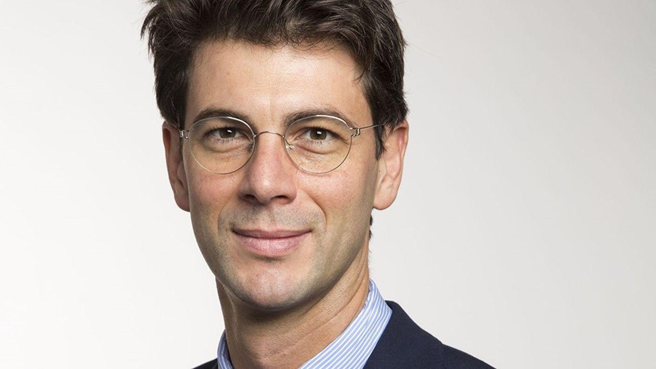 Leopold Larios de Piña est directeur du management des risques du groupe Mazars.
