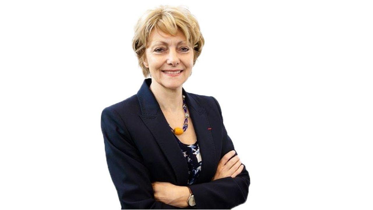Frédérique Mutel, présidente de JEC Group.