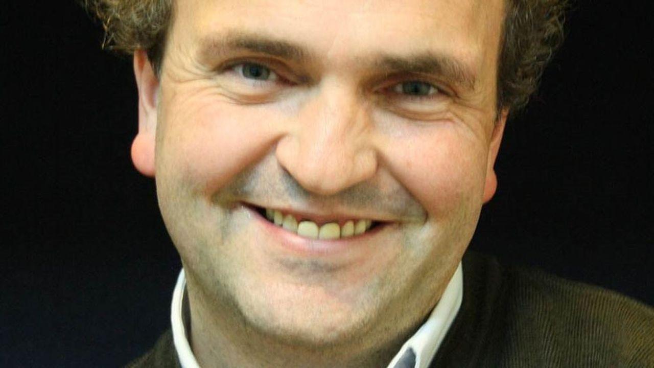 Philippe Le Bot de l'IRT Jules Verne.