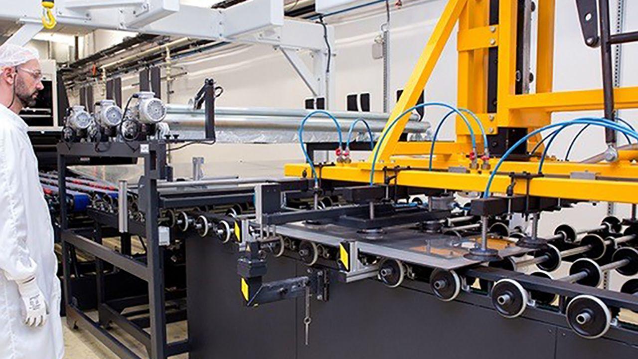 Sunpartner Technologies réussit son virage industriel dans le photovoltaïque