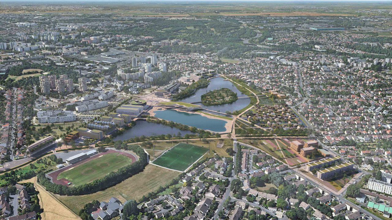 Grand Paris : cinq projets qui dessinent les villes de demain