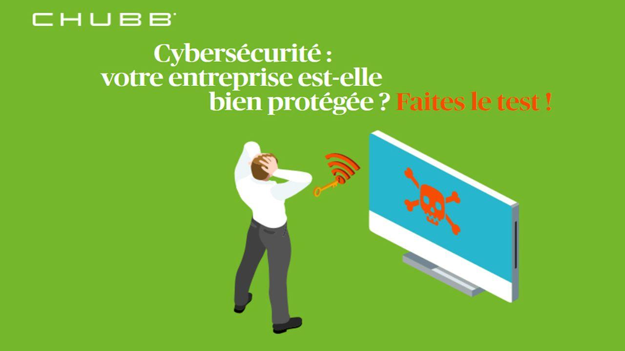 Cybersécurité : votre entreprise est-elle bien protégée ? Faites le test !