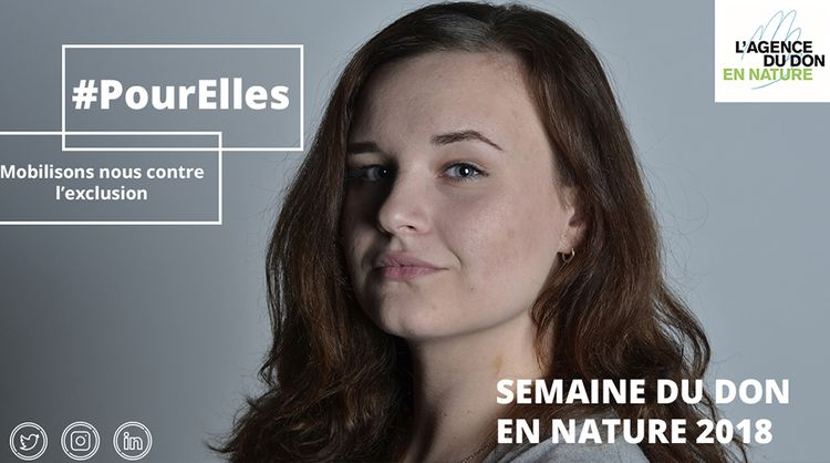 #PourElles, une autre manière d'aider les femmes