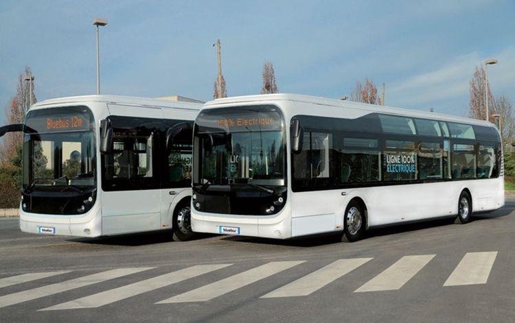 Le label Origine France Garantie pour les bus électriques BlueBus