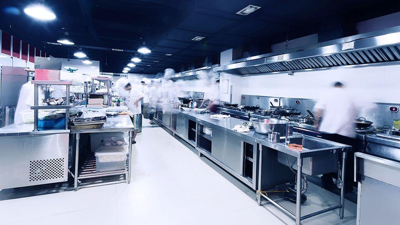 Feedaxess a repris un distributeur allemand de cuisines professionnelles, Saro Gmbh.