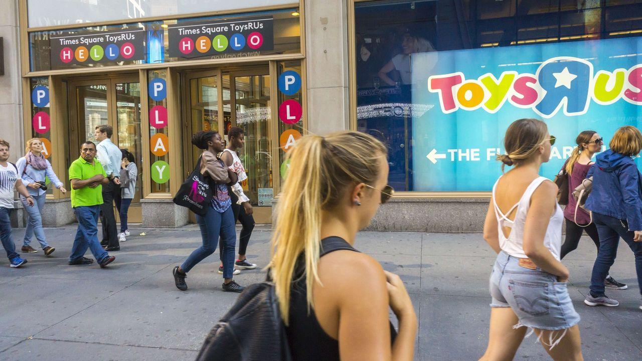 Toys'R'Us est-il victime de son système d'information ?