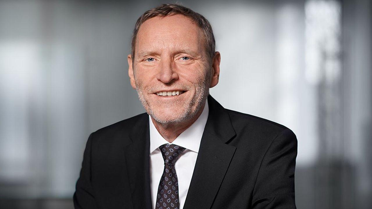 Helmut Schleweis a pris la tête en janvier de la fédération allemande des caisses d'épargne.