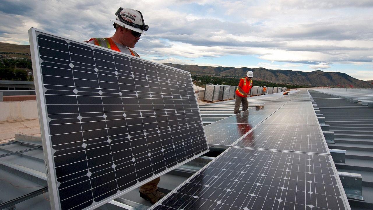 Le solaire, futur vivier d'emplois