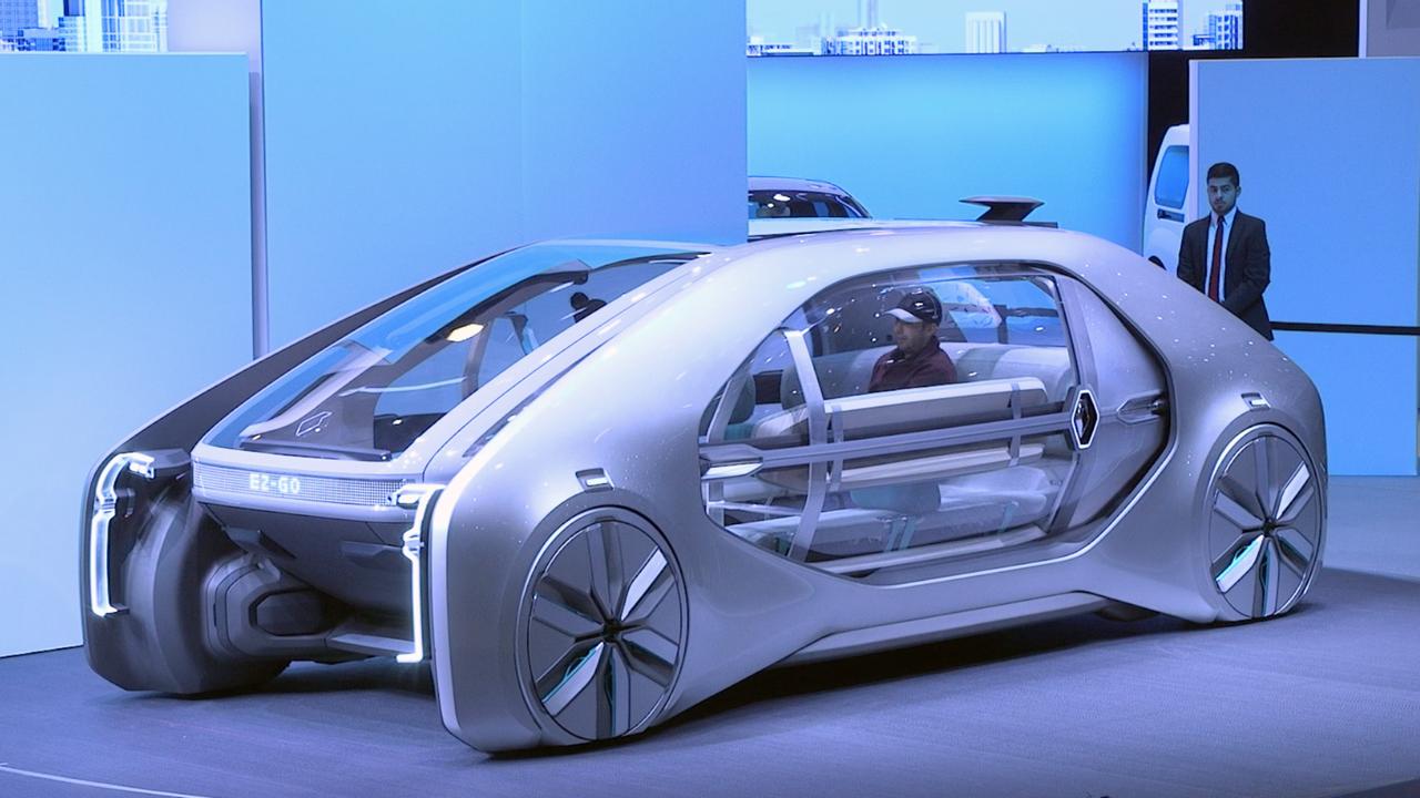 La voiture du futur, sous le signe du service