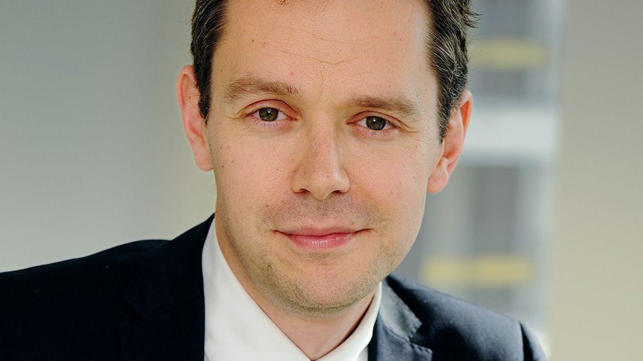 Le chef économiste de Coface, Julien Marcilly.