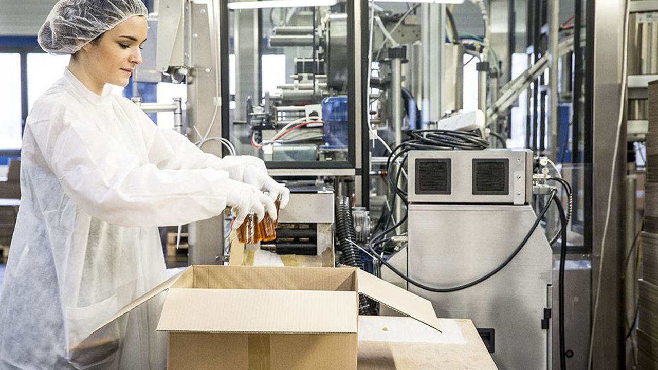 Groupe GMagrandit et modernise son usine lyonnaise, à Saint-Genis-les-Ollières.