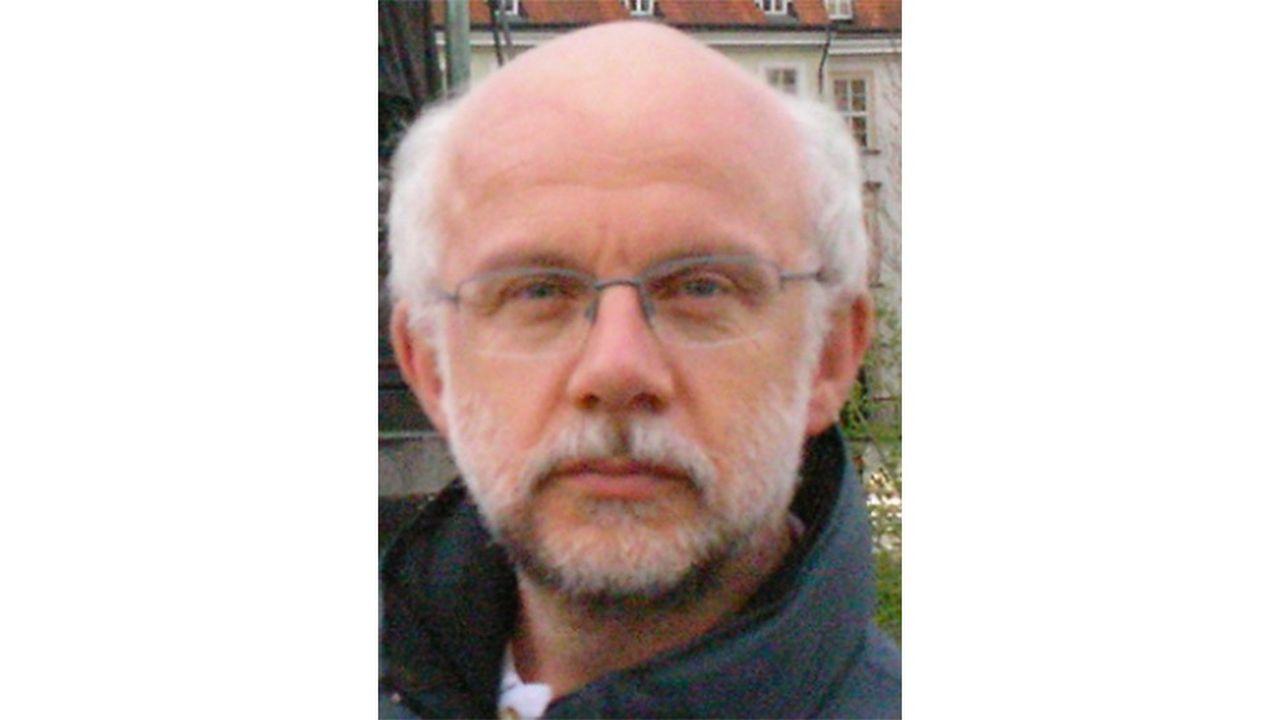 Benoit Marc directeur du centre de recherche de l'Inra dans les Vosges