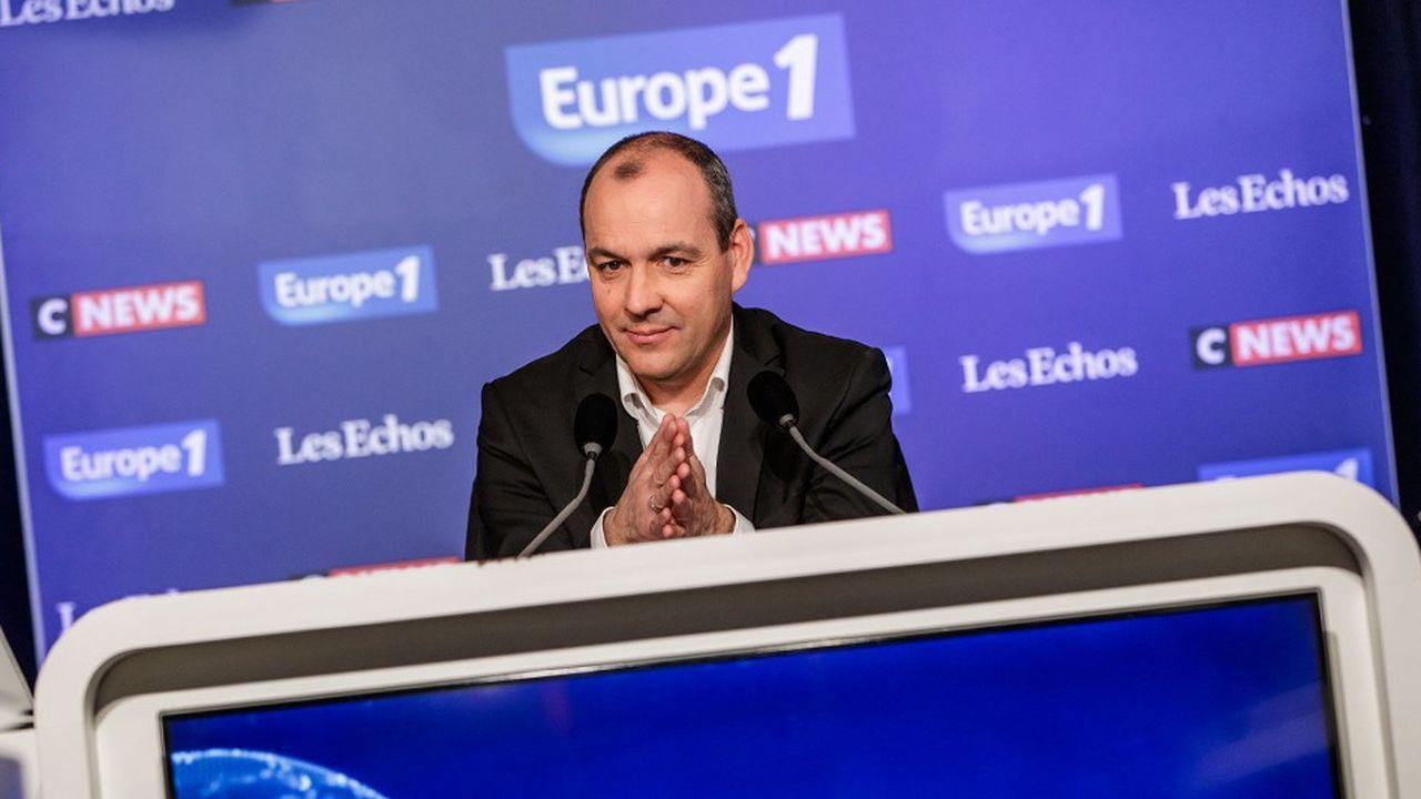 Laurent Berger, le Secrétaire général de la CFDT, était l'invité ce dimanche du Grand Rendez-vous, l'émission politique d'Europe 1 en partenariat avec CNews et Les Echos.