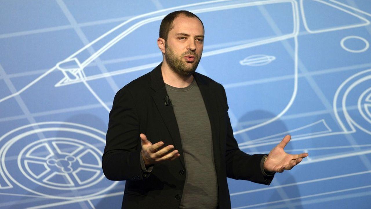 Jan Koum, cofondateur de WhatsApp, quitte le groupe Facebook.