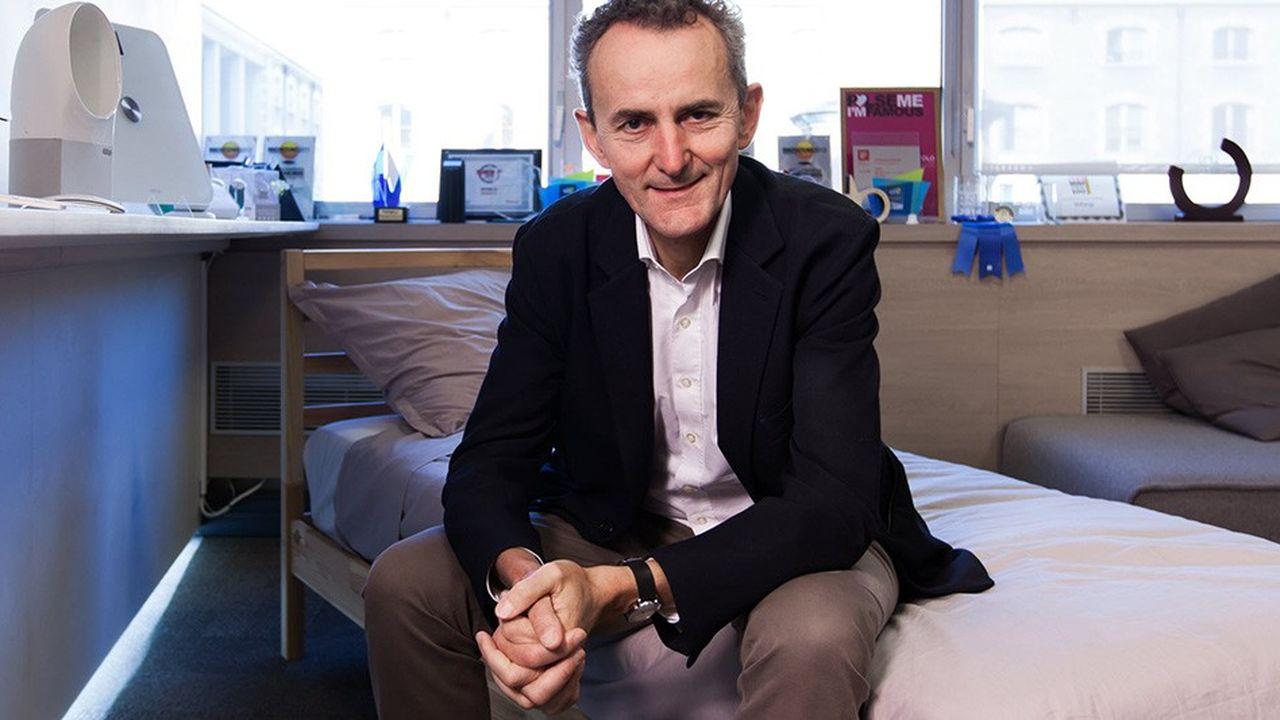 C'est finalement Eric Carreel, cofondateur de Withings, qui reprendra les activités de la division santé de Nokia.