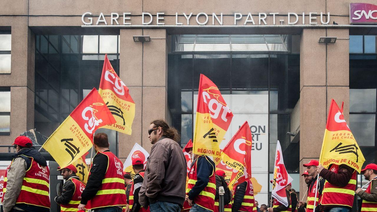 SNCF : billevesées, fariboles, balivernes et baratin des syndicats