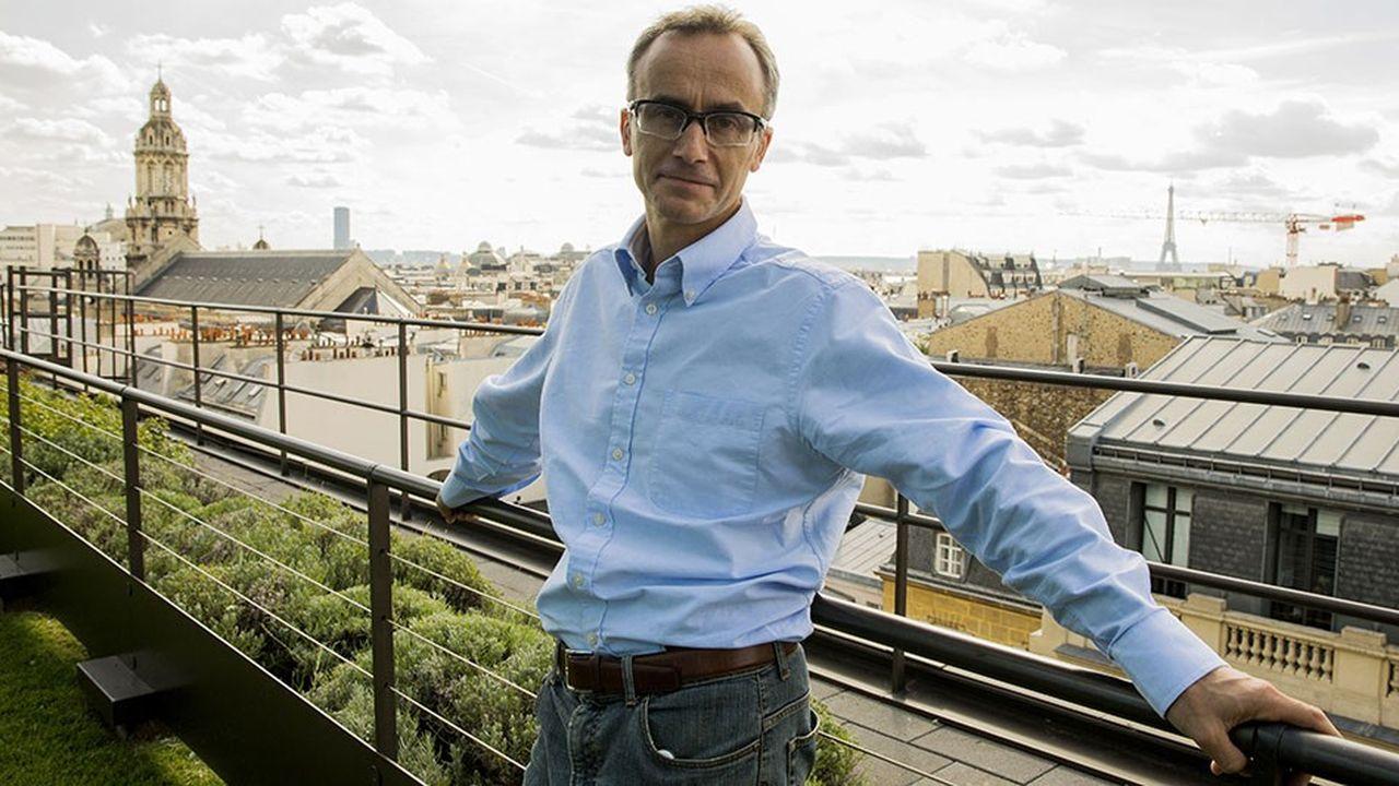 Le conseil d'administration de Criteo a rappelé aux commandes le fondateur de l'entreprise, Jean-Baptiste Rudelle, pour retrouver un rythme de croissance soutenue. AFP PHOTO/FLORIAN DAVID/AFP PHOTO/FLORIAN DAVID