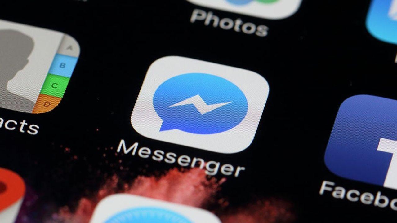 Les sociétés échangent 8milliards de messages par mois via Messenger, un chiffre qui a été multiplié par4 en un an.
