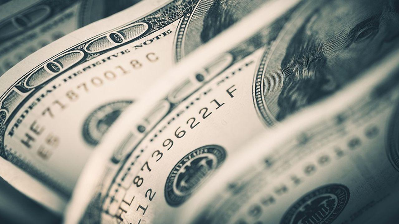 Depuis la mi-avril, le dollar a regagné 4,2%.