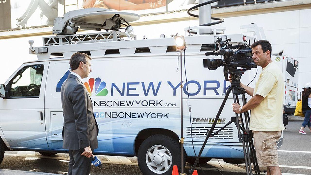 Les télévisions américaines veulent changer d'optique sur la publicité.