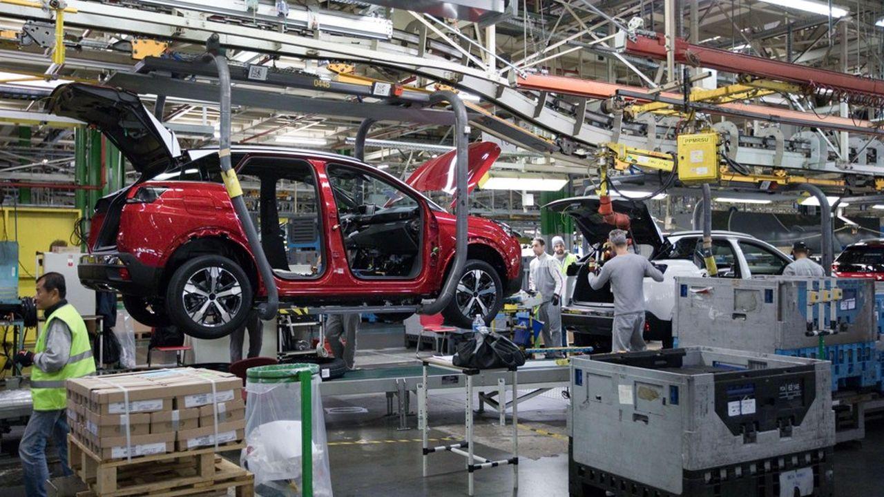 «Les prélèvements obligatoires pesant sur l'industrie manufacturière sont de 66milliards d'euros en France et de 112milliards en Allemagne», estime l'institut COE-Rexecode.