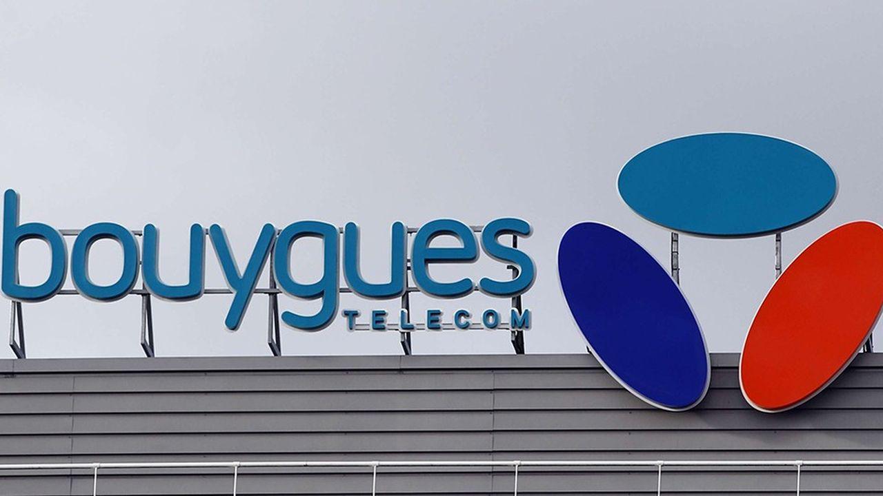 Bouygues Telecom a publié jeudi un chiffre d'affaires sur les trois premiers mois de 2018 en hausse de presque 6%