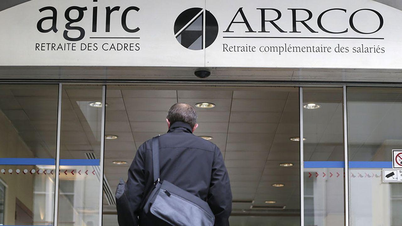 La Fusion Agirc Arrco Va Penaliser Les Cadres Les Moins Bien Payes