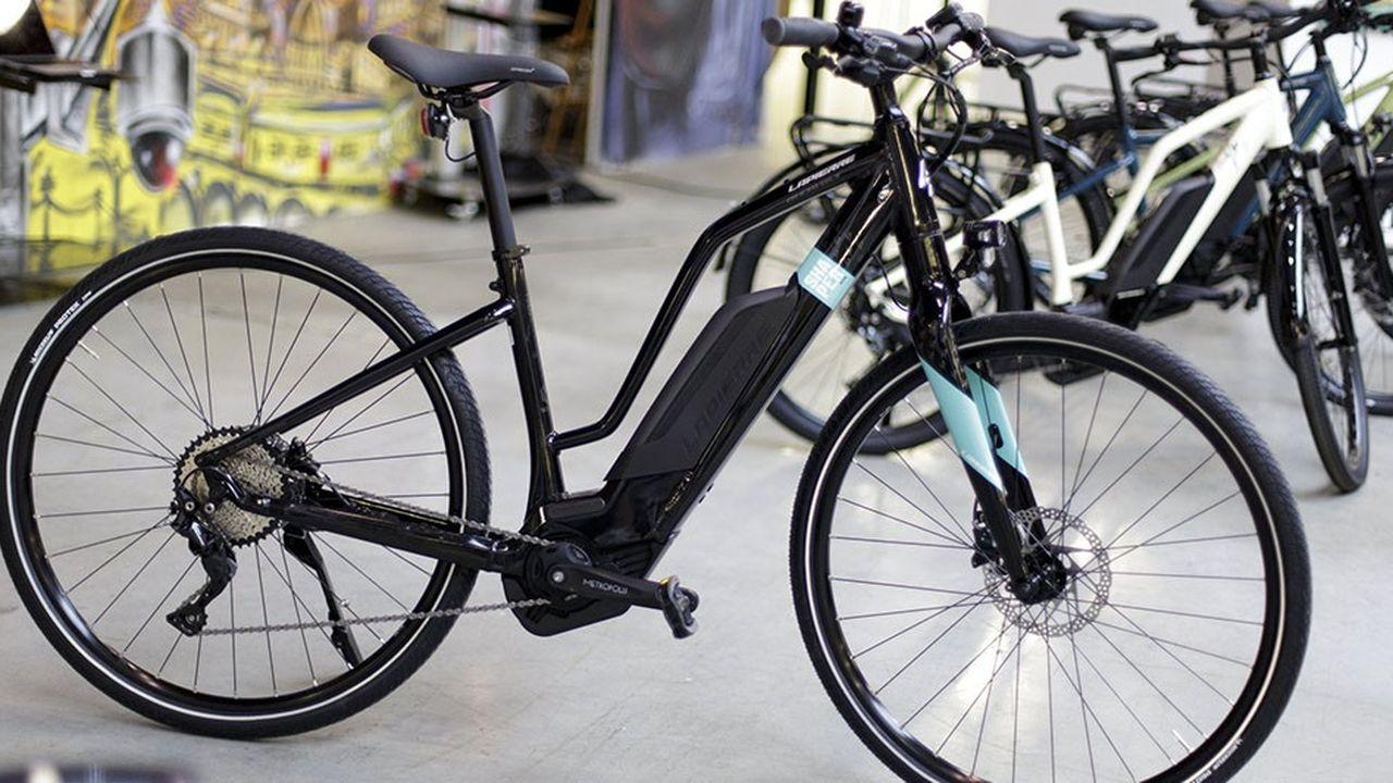 Près de 182.000 achats de vélo électrique ont pu bénéficier d'une aide de l'Etat allant jusqu'à 200euros.