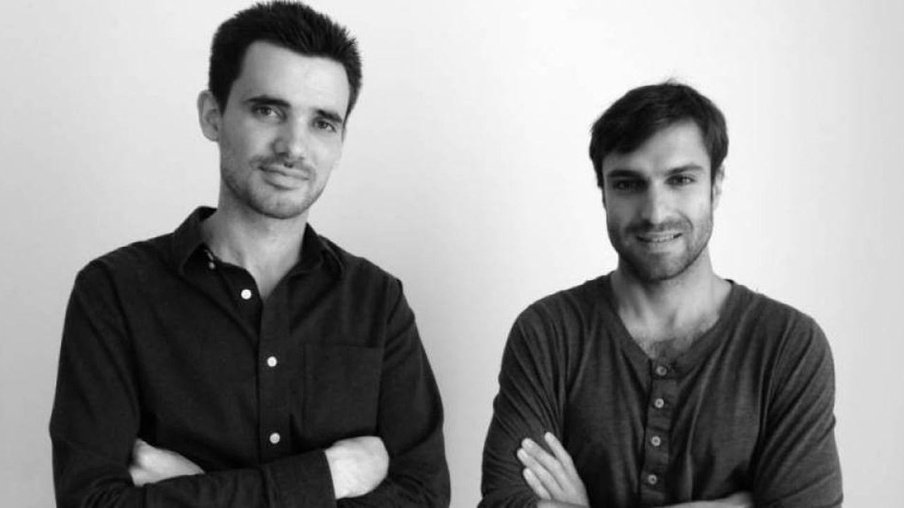 Les fondateurs de Voodoo, Laurent Ritter (à gauche) et Alexandre Yazdi.