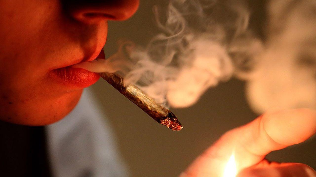 La consommation de drogues par les ménages français est estimée par l'Insee à pas moins de 3,1milliards d'euros et les importations à 400millions d'euros.