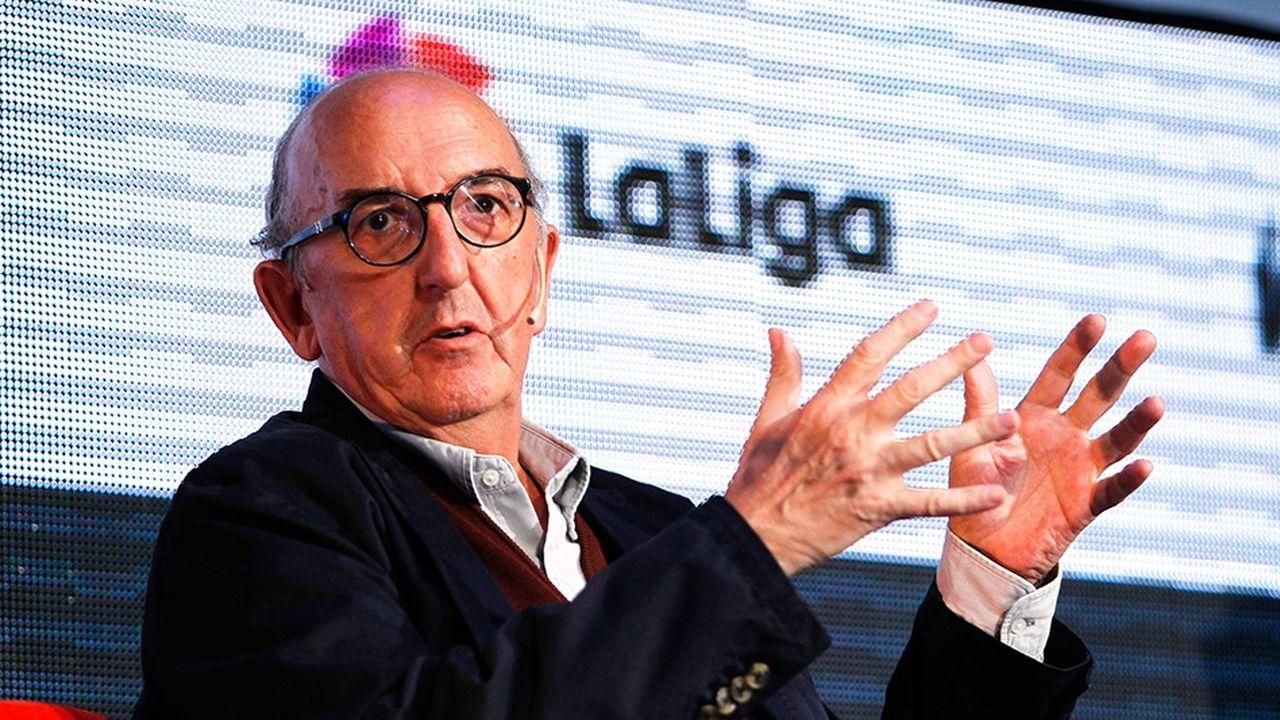 Jaume Roures, president fondateur de Mediapro.
