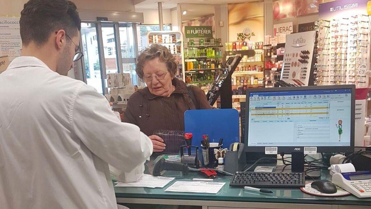 Pharmagest a développé des dispositifs d'e-santé, de détection, de prise en charge et de suivi des malades.