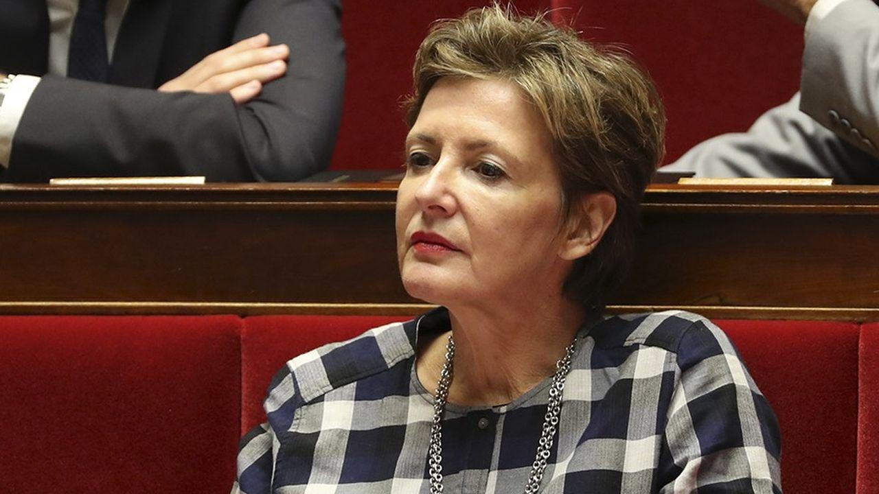 La députée LREM Frédérique Dumas est vice-présidente de la commission des affaires culturelles et de l'éducation.