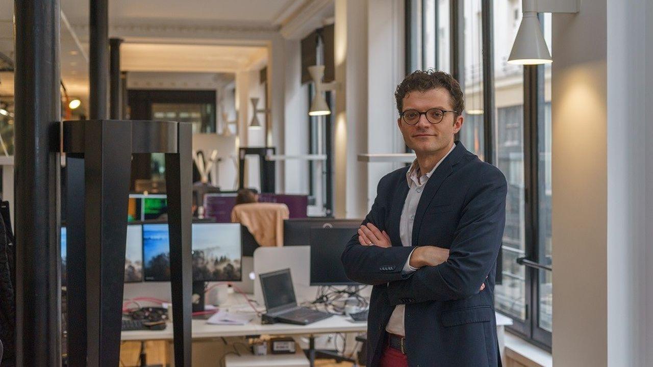 Luca Verre, cofondateur de Prophesee