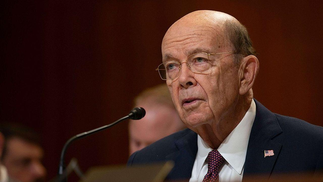 Le secrétaire américain au Commerce Wilbur Ross a confirmé l'accord trouvé avec ZTE.