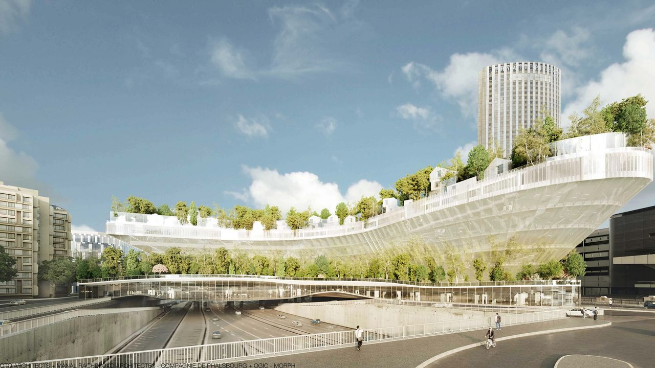 Projets urbains du Grand Paris : la signification des noms