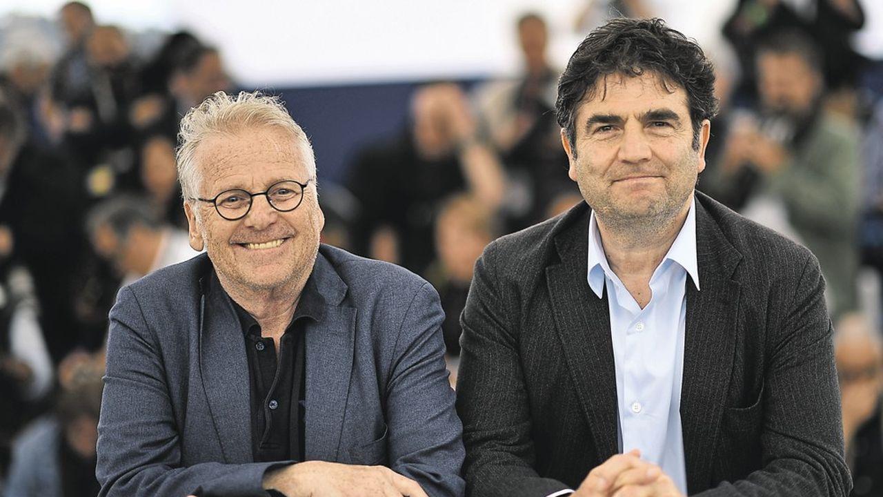 Très attendu, «La Traversée», le road-movie en zigzag de la France populaire, un demi-siècle après le «mouvement du 22mars» qu'ont réalisé Romain Goupil et Daniel Cohn-Bendit, a, lui, relativement déçuavec 716.000 personnes.