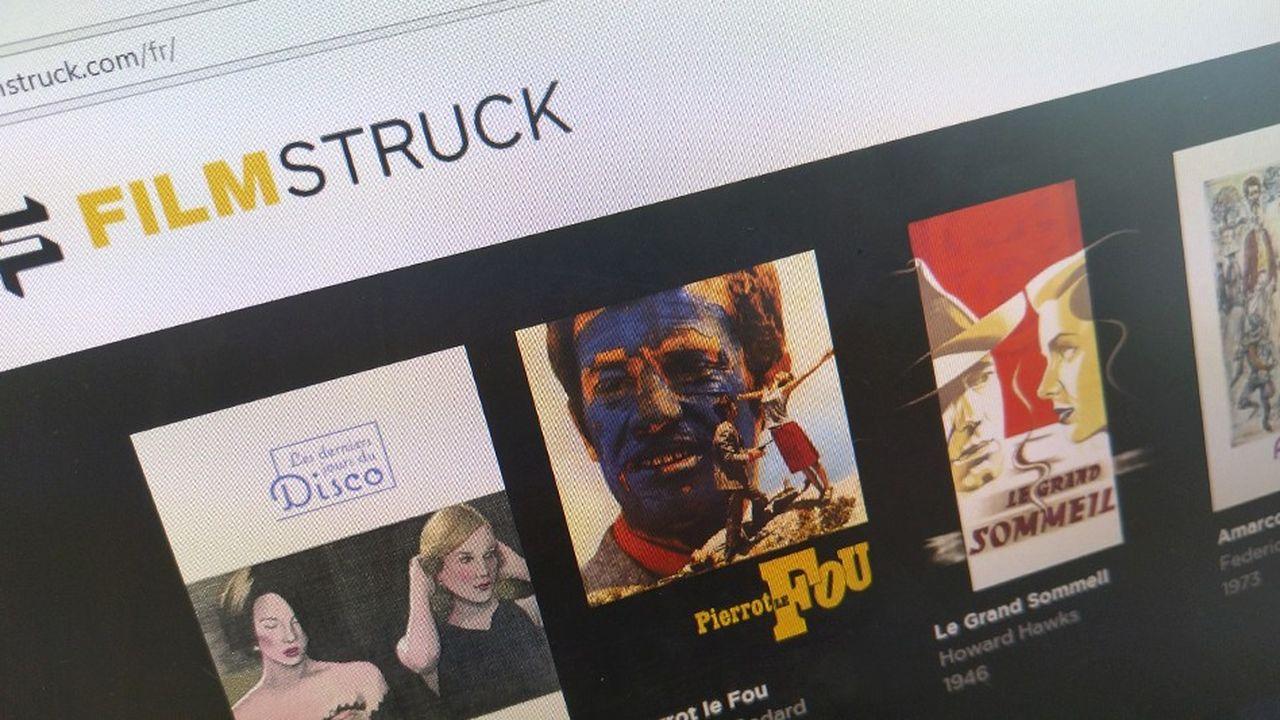 FilmStruck s'adresse aux amoureux des films de l'histoire du cinéma.
