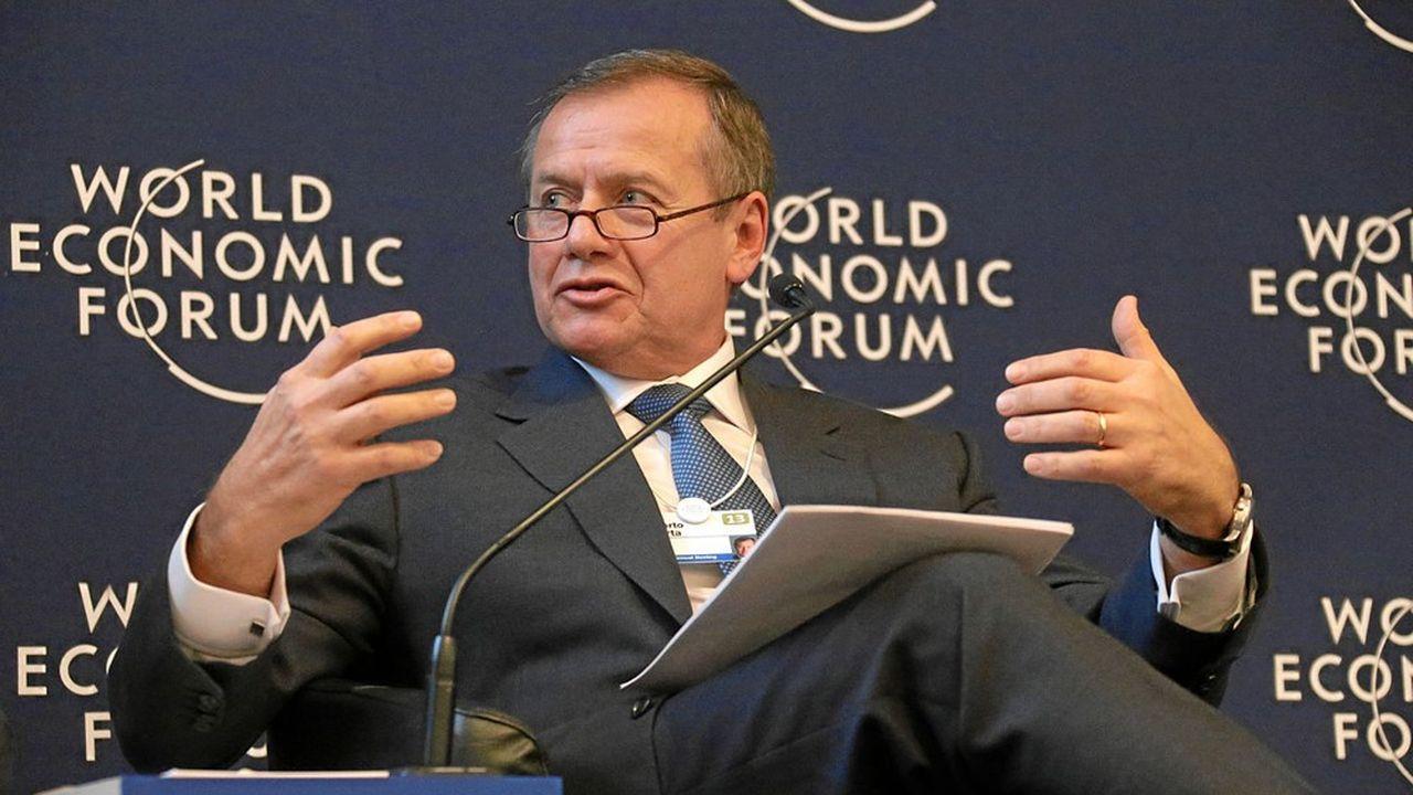 Roberto Quarta «chairman exécutif» de WPP, numéro mondial de la communicationjoue son posteà l'Assemblée Générale s'il ne parvient pas à convaincre ses actionnaires.