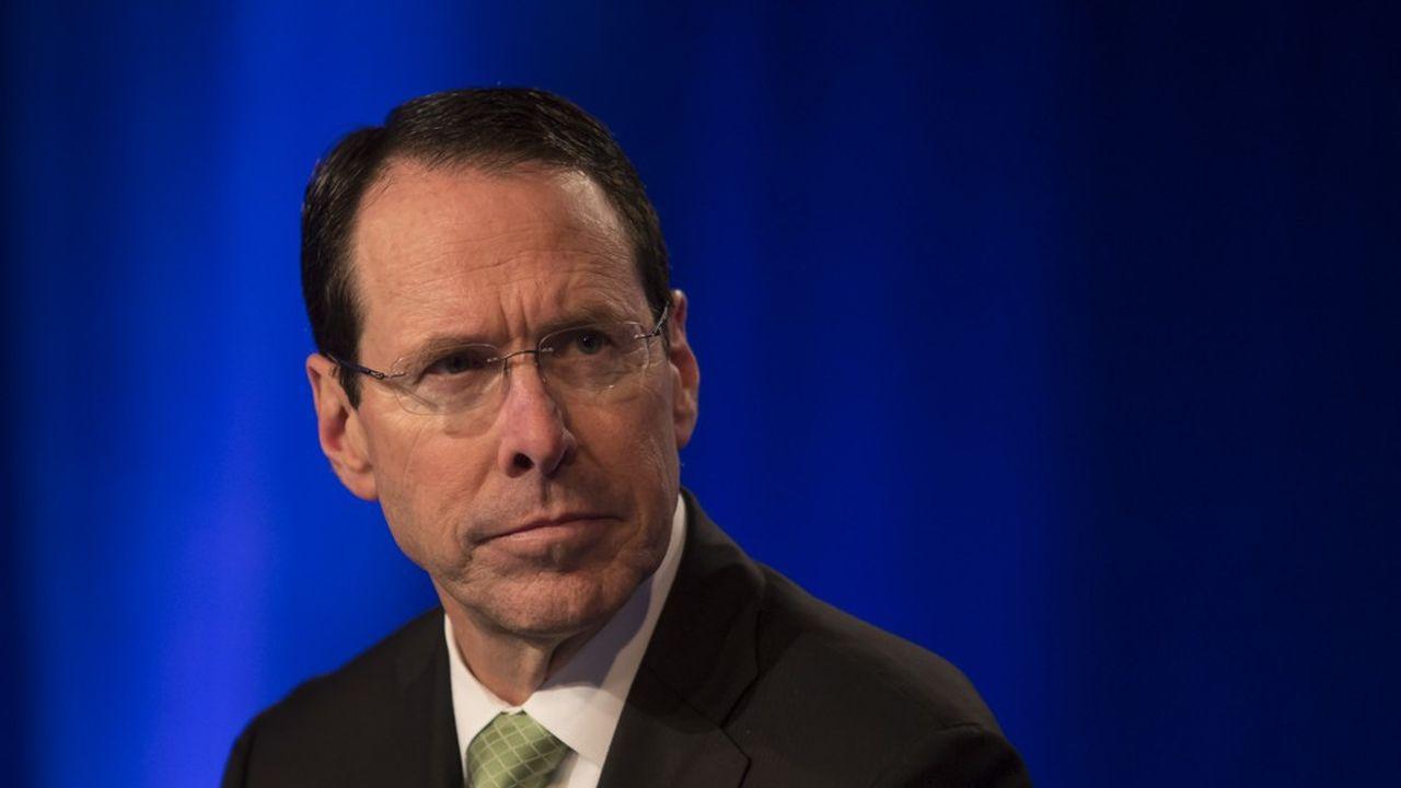 Randall Stephenson est PDG de AT&T depuis 2007.
