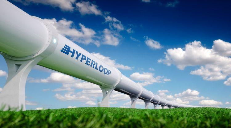 Début des travaux en novembre pour l'Hyperloop
