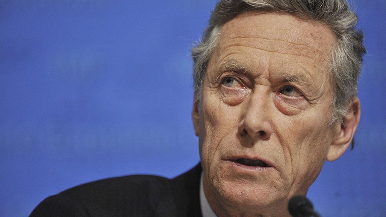 Olivier Blanchard, ex-chef-économiste du FMI international, va intégrerle Conseil national de la productivité.