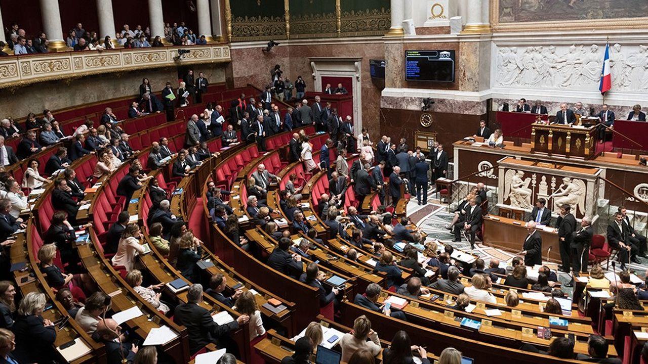 Les députés devaient achever l'examen du projet de loi « Avenir professionnel » ce vendredi.